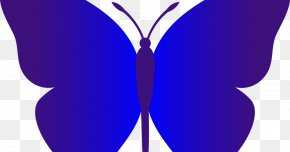 Butterfly - Butterfly Clip Art Christmas Image Drawing PNG