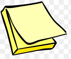 Post-it Note - Post-it Note Paper Stationery Clip Art PNG