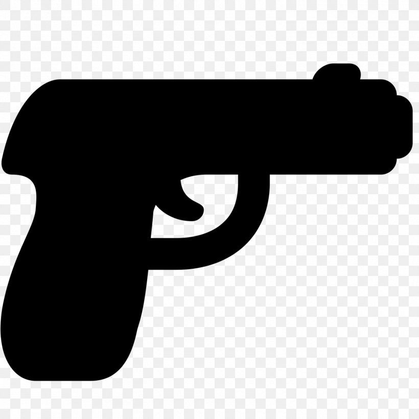 Firearm Pistol Concealed Carry Weapon, PNG, 1500x1500px, Firearm, Black, Black And White, Concealed Carry, Finger Download Free