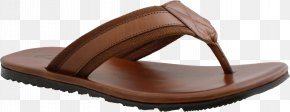 Leather Sandals Image - Slipper Sandal Leather PNG