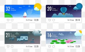 Weather Widget - Weather Forecasting PNG