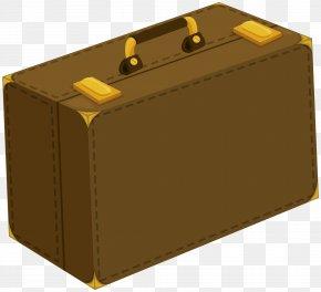 Suitcase Transparent Clip Art Image - Suitcase Baggage Clip Art PNG
