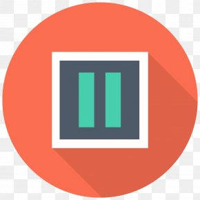 Pause Download Icon - Download Apple Icon Image Format PNG
