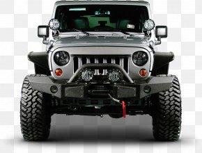 Jeep - Jeep Wrangler JK Car Chrysler Mahindra Thar PNG