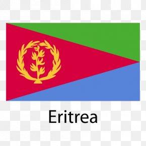 Flag - Flag Of Eritrea National Flag Eritrean Air Force PNG