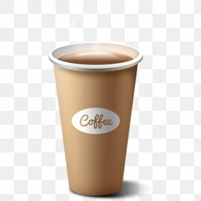 Cup Image - Coffee Cup Paper Cup Espresso PNG