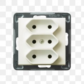 Ospel S.A. Television White AC Power Plugs And Sockets Disjoncteur à Haute Tension PNG