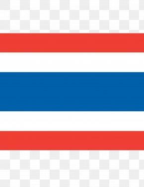Thailand Flag - Flag Of Thailand National Flag PNG