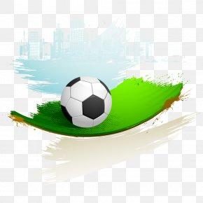 Football Field - Football Player Stadium PNG