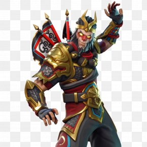 Fortnite Player - Fortnite Battle Royale PlayerUnknown's Battlegrounds Sun Wukong PlayStation 4 PNG