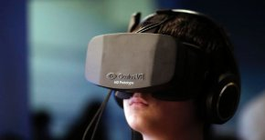 VR Headset - Oculus Rift Virtual Reality Headset PlayStation VR Oculus VR PNG