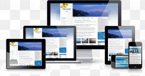 Web Design - Social Media Marketing Responsive Web Design Web Development Digital Marketing PNG