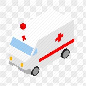 Ambulance - Car Vehicle Ambulance PNG