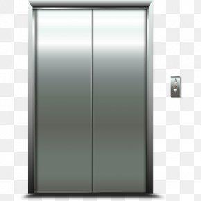 Travel - Elevator Escalator Business Icon PNG