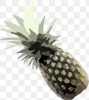 Fern - Pineapple Upside-down Cake Tropical Fruit PNG