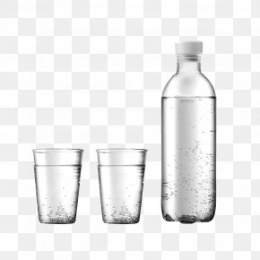 Mineral Water Bottles - Bottled Water Bottled Water Glass PNG