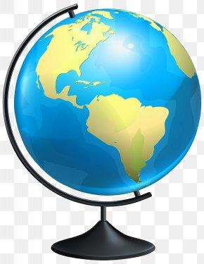 School Globe Transparent Clip Art Image - Globe Clip Art PNG