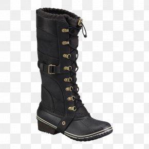 Winter Scene - Snow Boot Slipper Shoe Knee-high Boot PNG