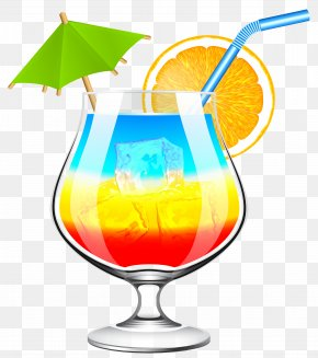 Summer Cocktail Transparent Clip Art Image - Cocktail Red Russian Martini Margarita Blue Lagoon PNG