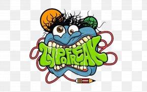 Articulation Little Monster - Typography Monster Clip Art PNG