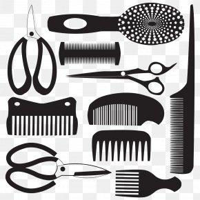 Comb Scissors - Comb Stock Photography Illustration PNG