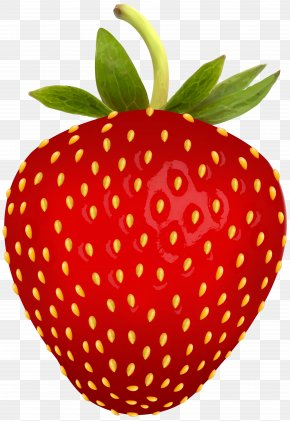Strawberry Free Clip Art Image - Strawberry Graphics Clip Art PNG