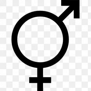 Symbol - Gender Symbol Transgender Sign PNG