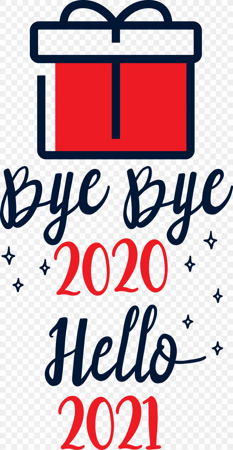 Hello 2021 Year Bye Bye 2020 Year, PNG, 2022x3900px, 2019, Hello 2021 Year, Abstract Art, Animation, Bye Bye 2020 Year Download Free