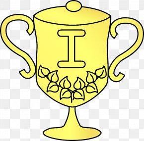 Symbol Tableware - Yellow Drinkware Line Tableware Symbol PNG