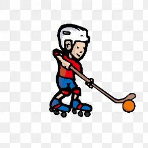 Hockey Player - Ball Hockey Ice Hockey Floor Hockey Clip Art PNG