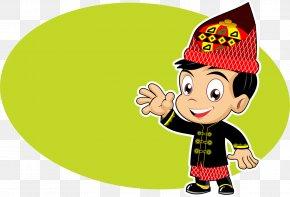 National Batik - Rumah Adat Javanese People Culture Sundanese People PNG