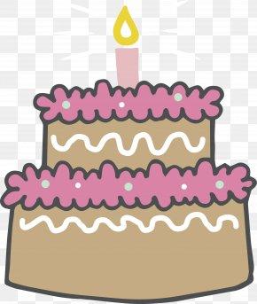 Chocolate Birthday Cake - Birthday Cake Chocolate Cake Muffin Torte Cream PNG
