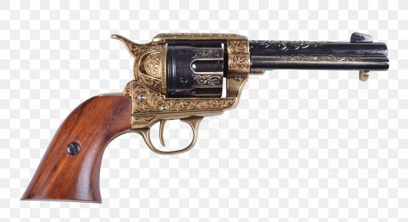 Colt Single Action Army Colt's Manufacturing Company .45 Colt Revolver A. Uberti, Srl., PNG, 2403x1314px, 45 Acp, 45 Colt, Colt Single Action Army, Air Gun, Caliber Download Free