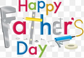 Fathers Day Photo - Fathers Day Greeting Card Birthday Gift PNG