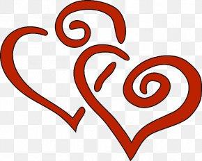 Cartoon Love Heart - Heart Free Content Download Clip Art PNG
