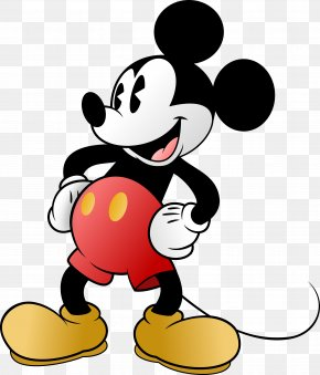 Mickey Mouse - Mickey Mouse Minnie Mouse Pluto Computer Mouse The Walt Disney Company PNG