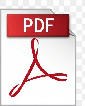 Pdf Icon Pdf Zum Download - Portable Document Format Download PNG