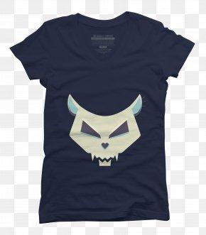 Cat Lover T Shirt - T-shirt Hoodie Top Neckline Sleeve PNG