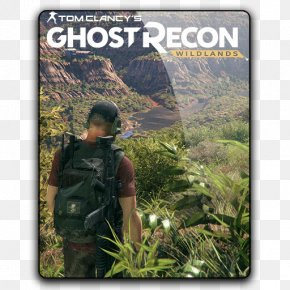 Tom Clancys Ghost Recon - Tom Clancy's Ghost Recon Wildlands PlayStation 4 Tom Clancy's The Division Video Game Ubisoft PNG