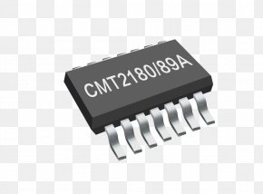 Rf Module - Transistor Microcontroller Electronics Integrated Circuits & Chips Transmitter PNG