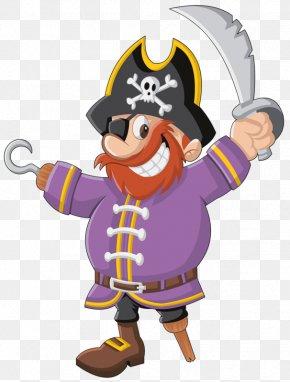 Cartoon Pirates - Drawing Piracy Illustration PNG
