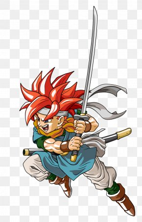 Chrono Trigger - Chrono Trigger Super Nintendo Entertainment System Crono Video Game PNG