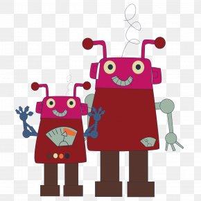 Lovely Robot - CUTE ROBOT PNG