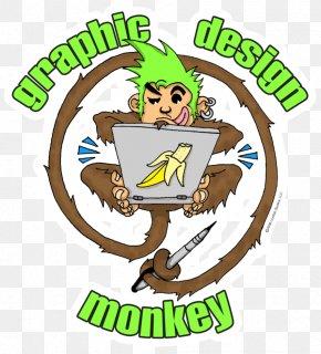 Creative Monkey - Human Behavior Organism Logo Clip Art PNG