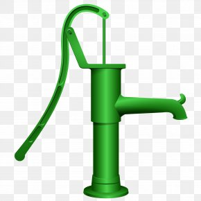 Water Pump Cliparts - Submersible Pump Hand Pump Water Well Clip Art PNG