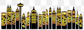 Building - Building Skyline Clip Art PNG