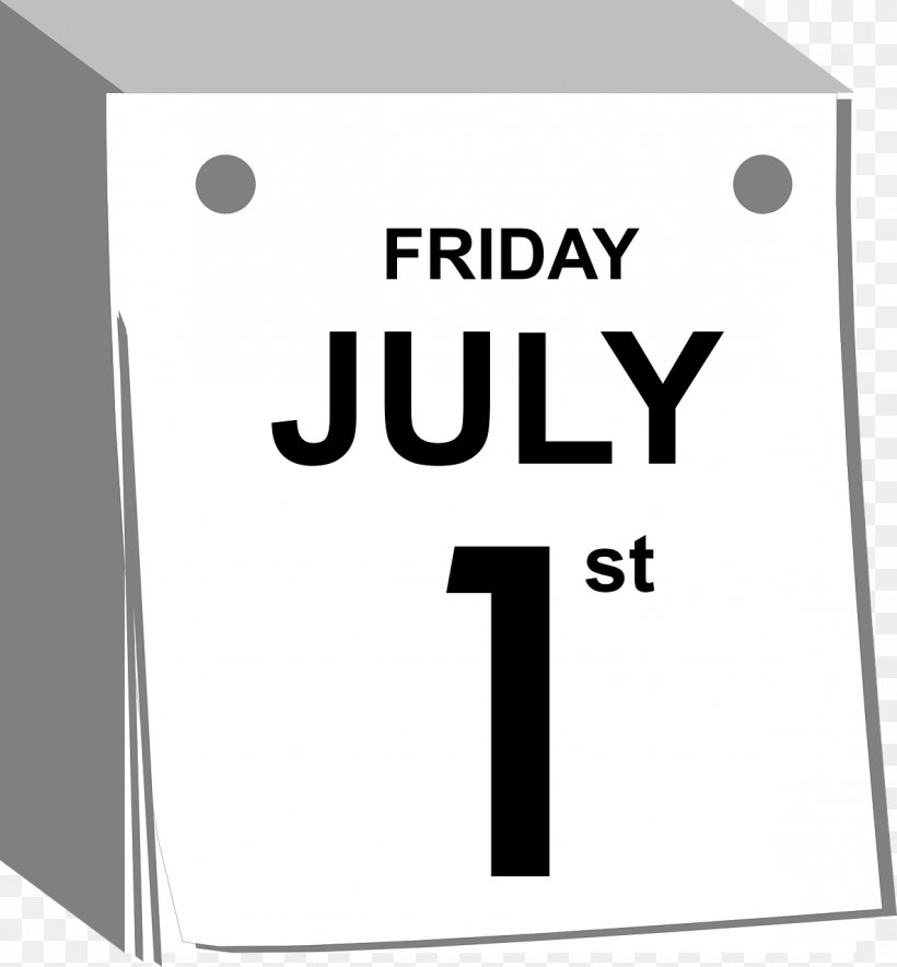 clip art 1 july calendar date abreisskalender png 1186x1280px calendar area black black and white brand clip art 1 july calendar date