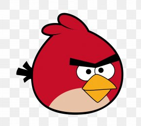Angry Cliparts - Angry Birds Clip Art PNG