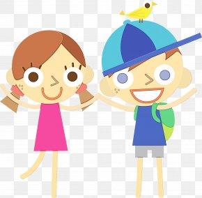Child Art Cartoon - Cartoon Clip Art Child Art PNG