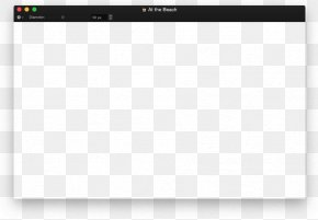 Tech Frame File - Black And White Pattern PNG
